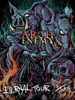 Arch Enemy - War Eternal Tour - 东京演出实录