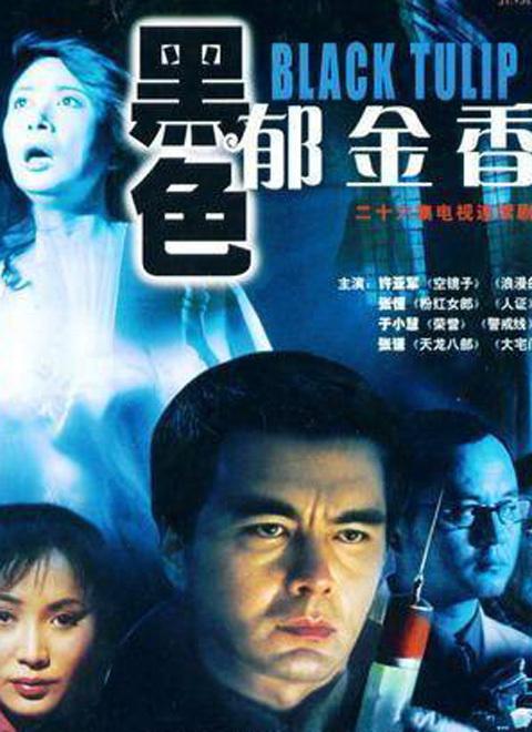 黑色郁金香(全25集)