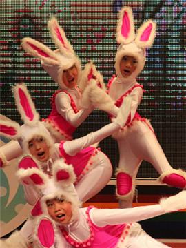 兔子舞视频