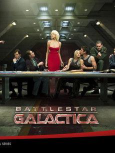太空堡垒卡拉狄加 第4季