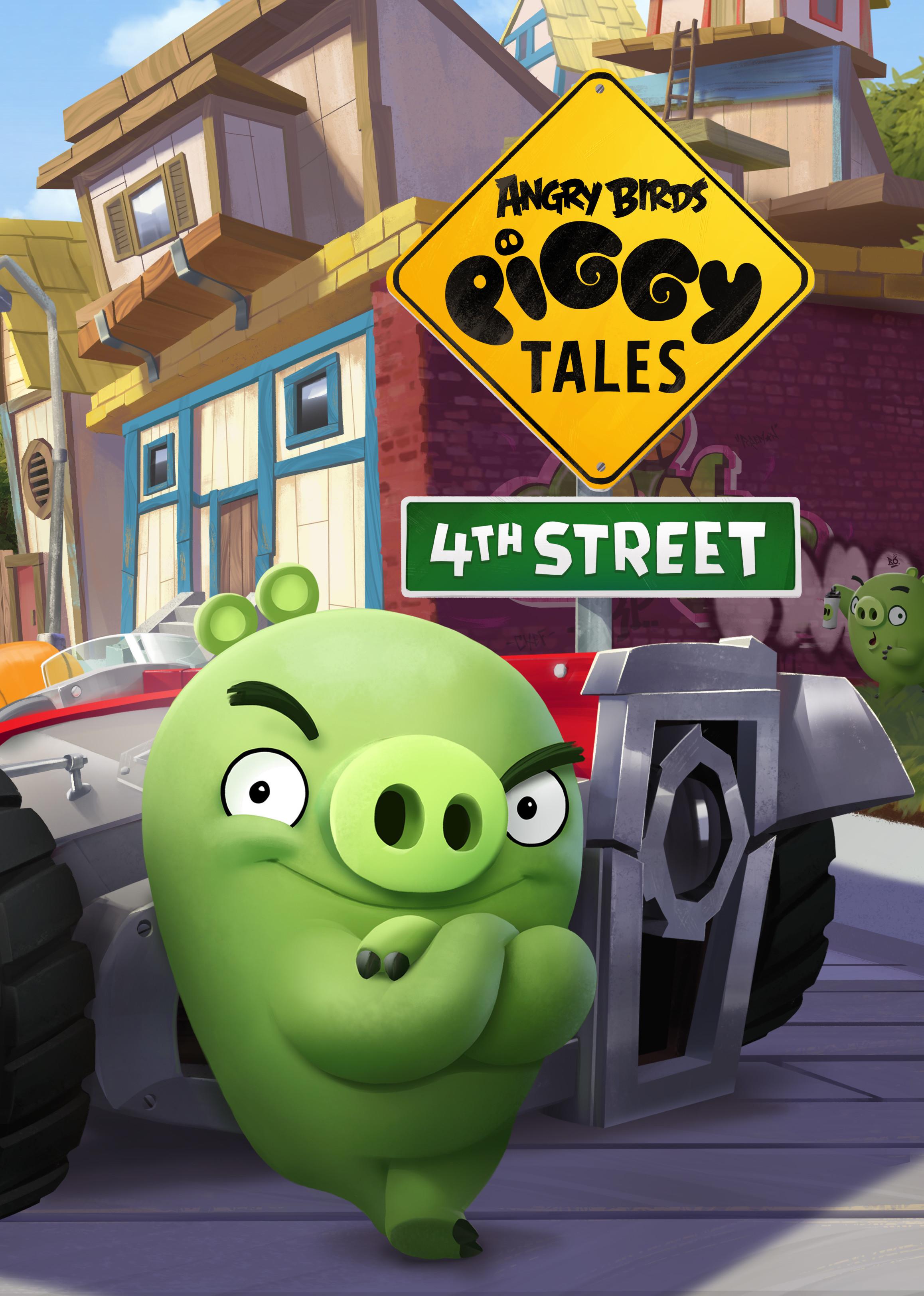 愤怒的小鸟之猪猪传系列第四季