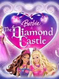 芭比之钻石城堡系列 英文版