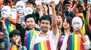 台湾同性婚姻合法化引发争议