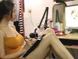 台湾最胸Showgirl晒照片
