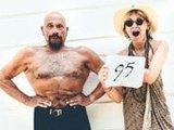 95岁瑜伽大师外表年轻像50岁