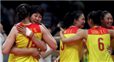中国女排时隔12年再夺奥运冠军