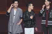 三大男神同台演唱《光辉岁月》