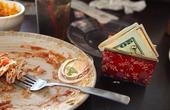 大小餐厅浪费多 光盘行动须践行