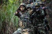 揭秘中国特种部队战术手语