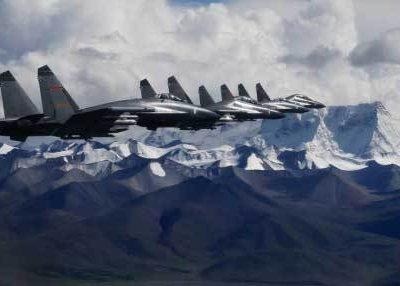 揭秘中国空军的真实实力