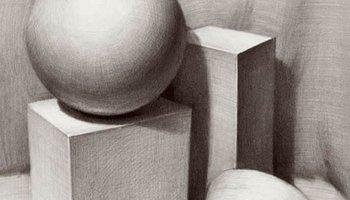 各种几何体 立体图形的表面展示图是哪些图形构成图片