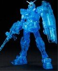 HGRX-78-2高达电击Hobby透明蓝版