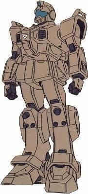 RGM-79【G】狙击型吉姆