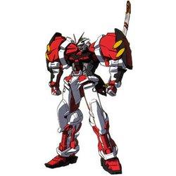 MBF-P02异端高达强力型红色机