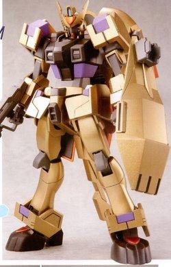 ZGMF-X1100L喵亚高达·狮子座