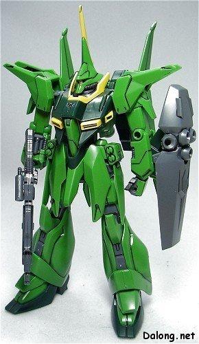 H31绿色龙飞