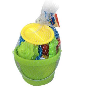 儿童沙滩玩具套装 决明子玩具沙池套装玩沙子玩具