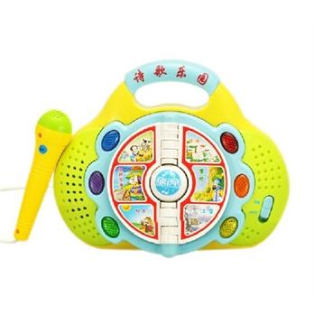 贝乐星儿童诗歌乐园带儿歌古诗智力开发智能故事机机