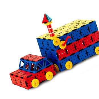儿童益智玩具模型3-6岁