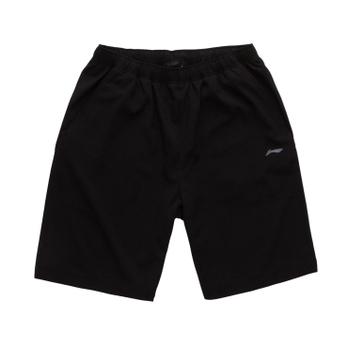 李宁男子跑步系列运动短裤