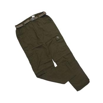 骆驼牌 户外男式休闲长裤二截可拆速干裤