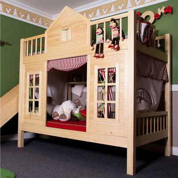 松果儿童家具 森林小屋