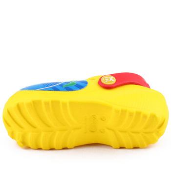 凉拖鞋的钩法