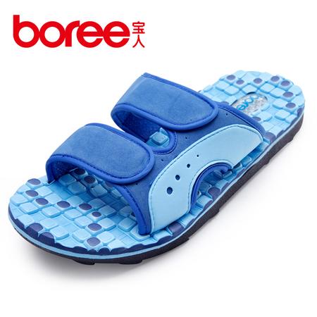 蓝色 - 男士凉鞋