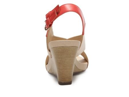 富贵鸟女凉鞋