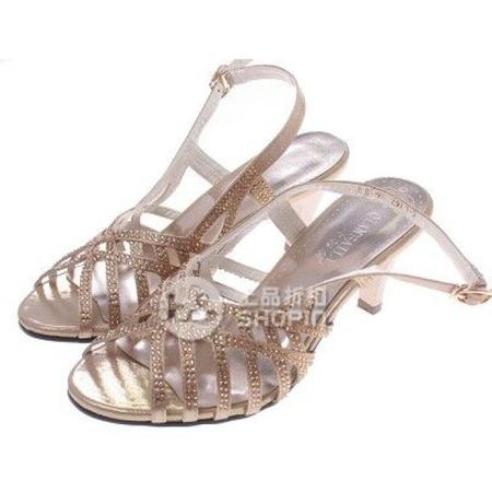 千佰莉专柜正品凉鞋e03-97