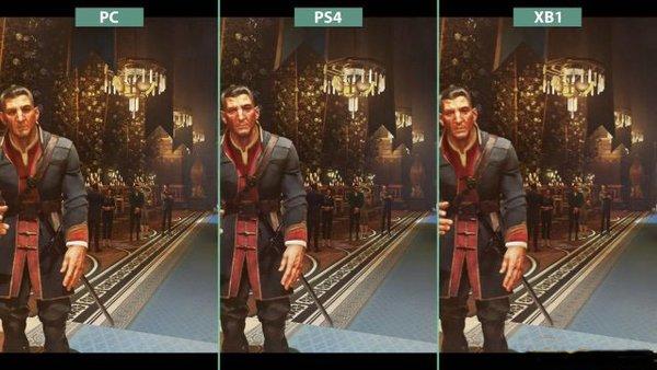 《羞辱2》PC PS4 XboxOne画质对比!PC版无优势2.jpg