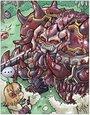 血腥骑士卡片