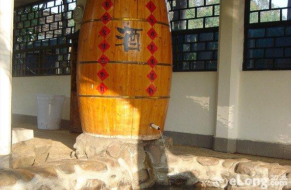 清远新银盏温泉,金鸡岩风景区