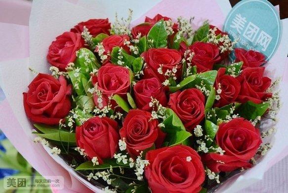 玫瑰花 钩法图解_康之园