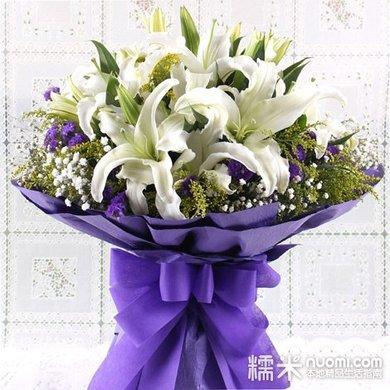 韩式花束的几种包法