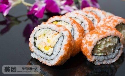 金枪鱼沙拉卷寿司1份,无需预约