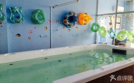贝贝乐婴幼儿游泳馆幼儿游泳洗澡游戏场地套