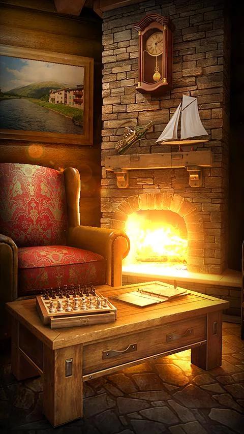 小木屋动态壁纸 - 新浪应用中心