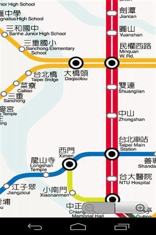 台北地铁地图是一个移动应用程序,这将迎合国家/国际游客的巴黎地铁