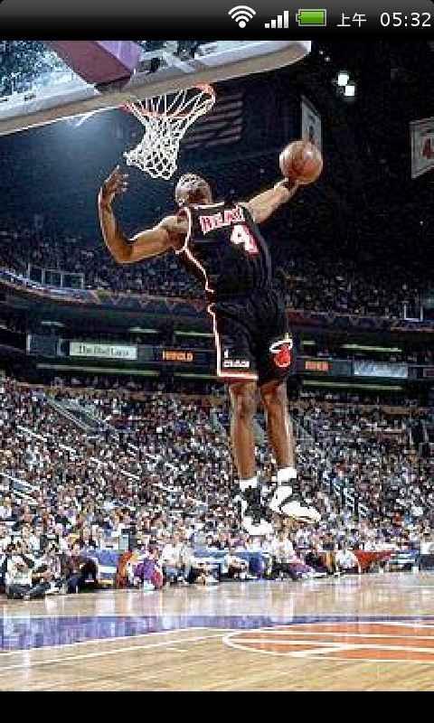 篮球场上的精彩瞬间_360手机助手