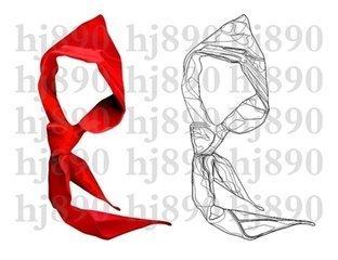 简笔画红领巾怎么画