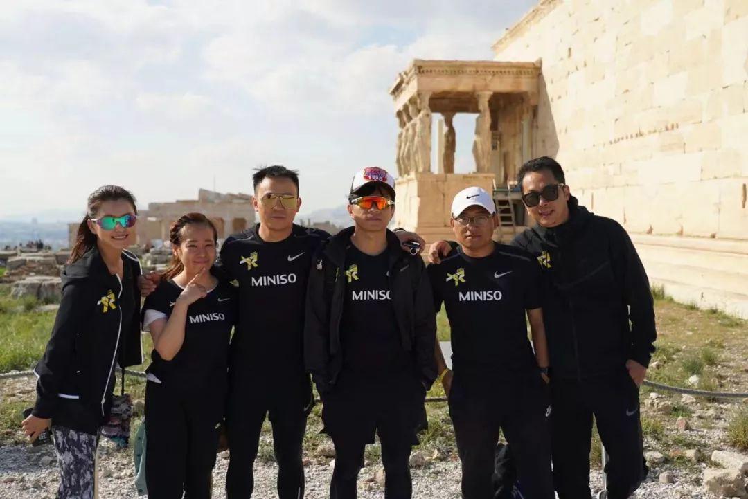 XiangRunning,雅典马拉松的朝圣之旅——我们都是自己的传令兵