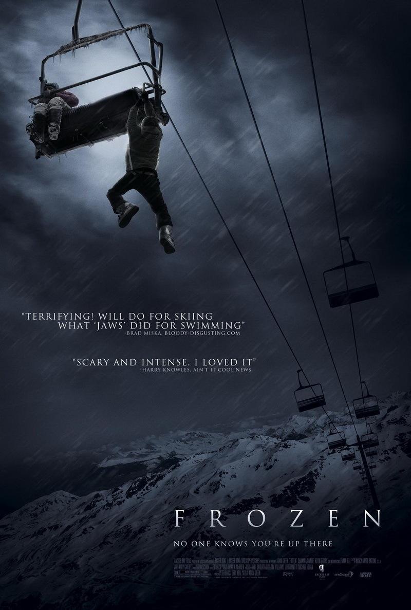 电影冻劫海报