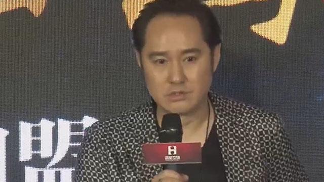 《每日文娱播报》20170509冯雷和陆毅比帅气