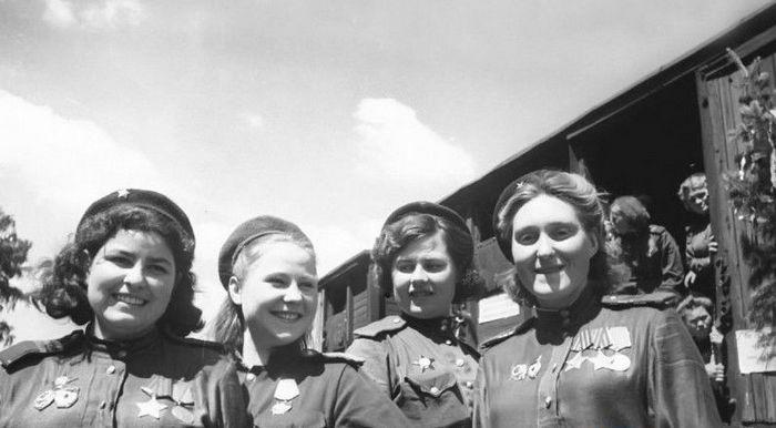 """二战日本战俘""""用途"""":为苏军女兵解决需求 - 一统江山 - 一统江山的博客"""