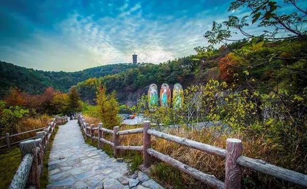安徽紫蓬山风景区将上演百名美女瑜伽秀-北京时间