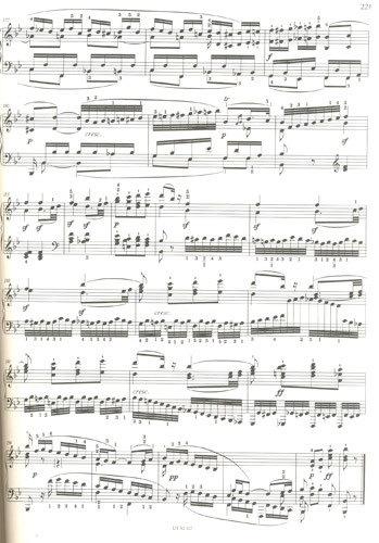 g大调奏鸣曲 (11)降b大调奏鸣曲