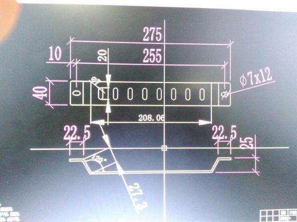 请问这个CAD图用solidworks画展开图画,cad快捷键层图lay图片
