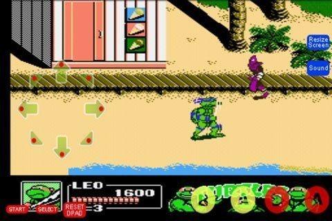 忍者神龟截图3