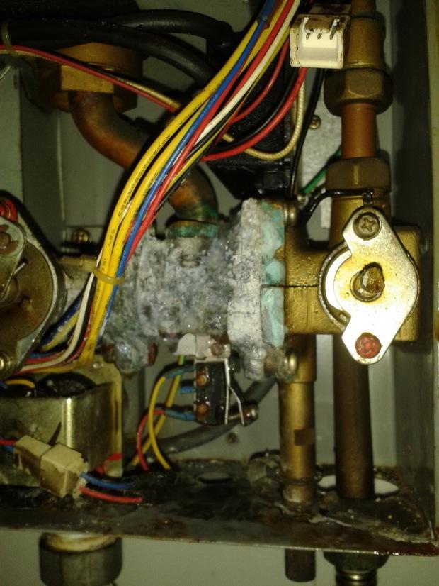 万和jsq16-8a燃气热水器
